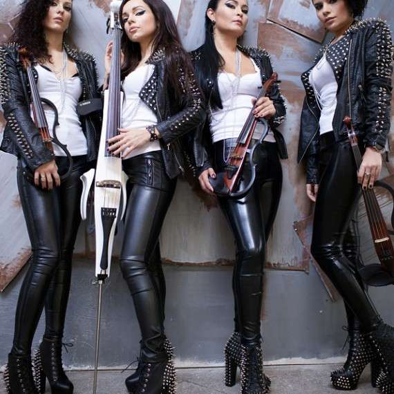 Electro string quartet (1)