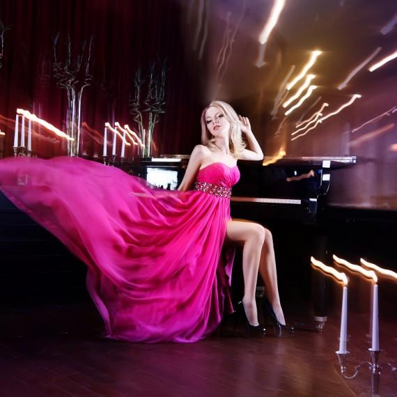 Piano and violin Alesya (1)