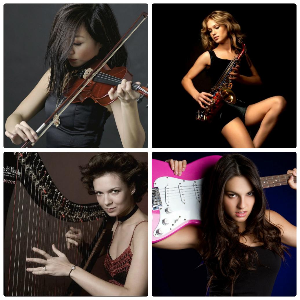 требуются девушки соло музыканты для работы за границей
